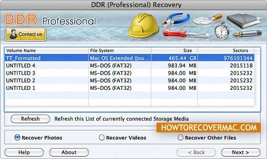 Mac Data Recovery 5.3.1.2 full